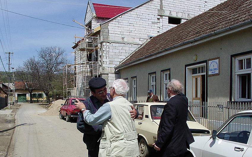 Casa Dorca, Romania, Bill Bathman, Dr. Nic