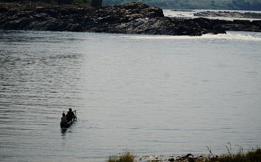 zambezi river, johan leach, zambia