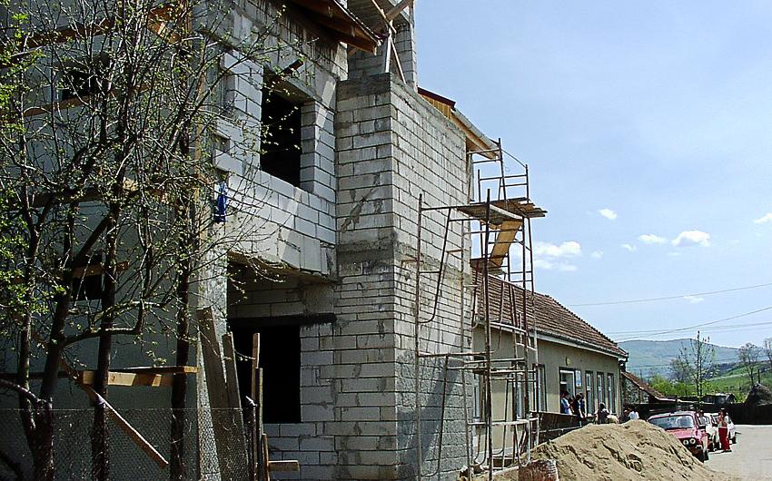 Casa Dorca, Romania