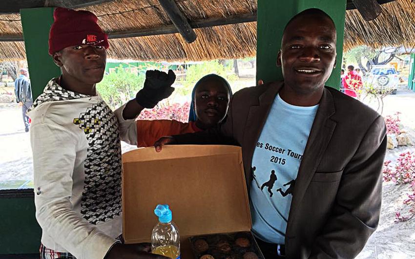Charl van Wyk, Zimbabwe, Cozmore