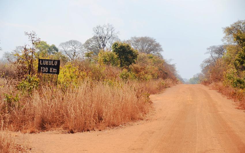 Zambia, Lukulu