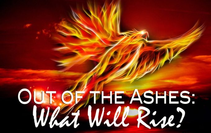 Out of the Ashes: What Will Rise?