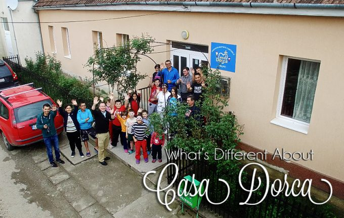 What's Different About Casa Dorca?