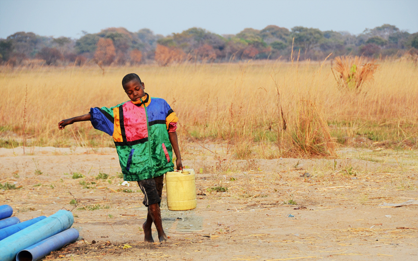 Zambia, Water Project