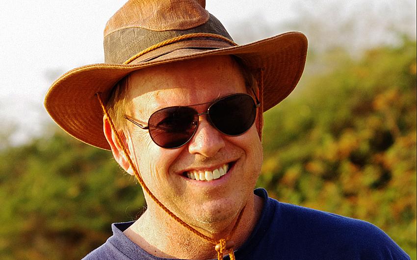 Mark Burritt, Lukulu, Zambia