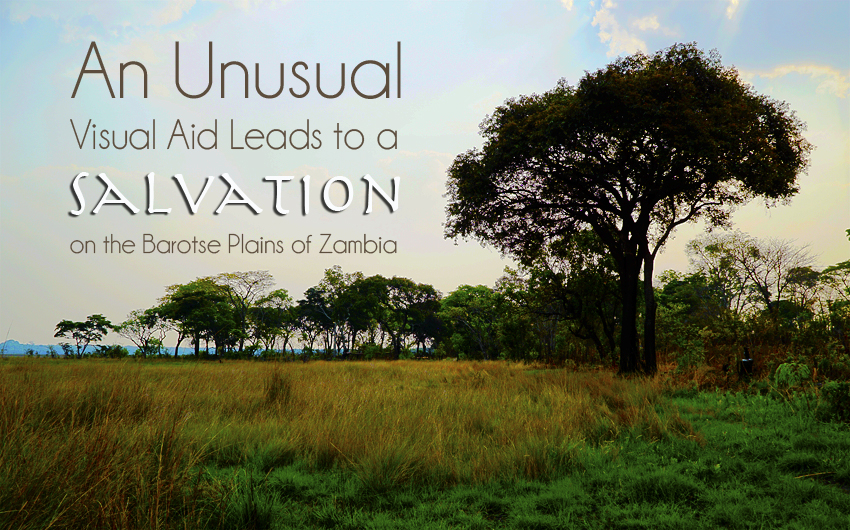An Unusual Visual Aid Leads to a Salvation on the Barotse Plains of Zambia