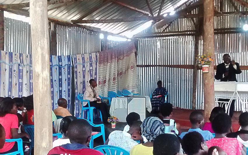 ISM, Uganda