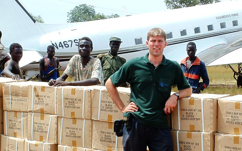Timothy Keller, Zambia, bibles