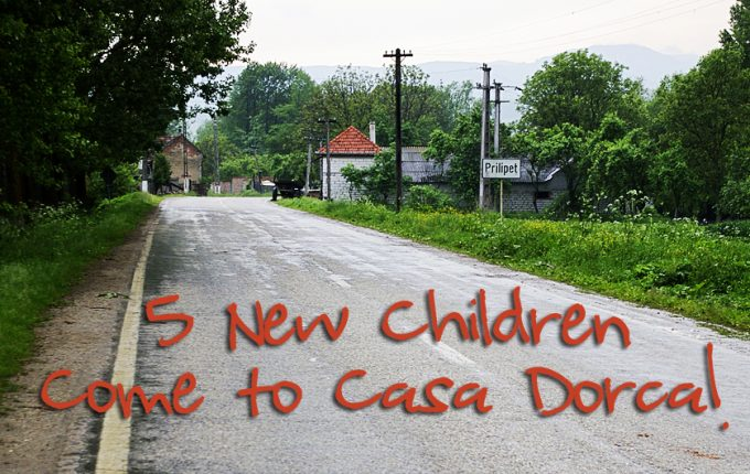 5 New Children Come to Casa Dorca!