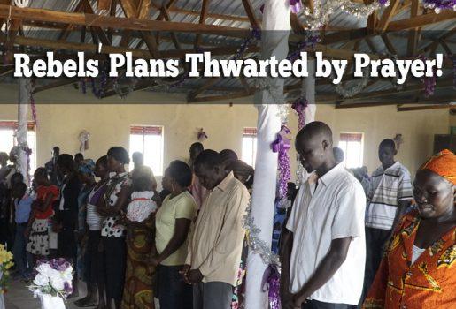 South Sudan, Jahim Buli, Prayer
