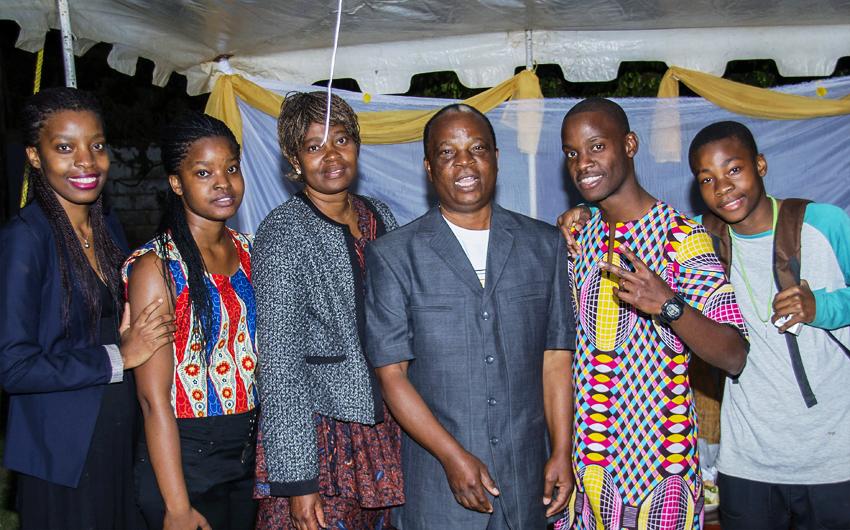 Eugene Kalunga, Zambia, Excellence Christian Academy, ECA