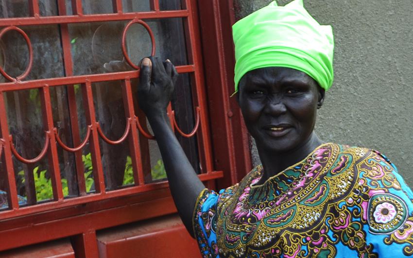 Rebecca, South Sudan, Jahim Buil