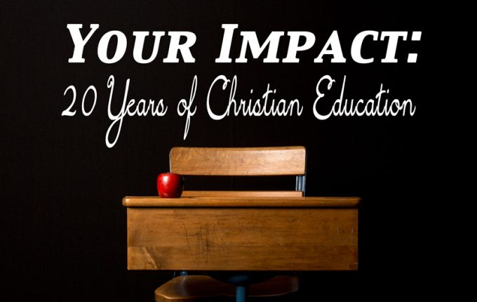 Your Impact in Zambia: 20 Years of Christian Education