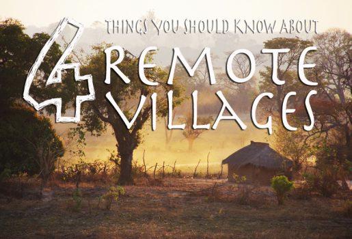 Africa, Villages
