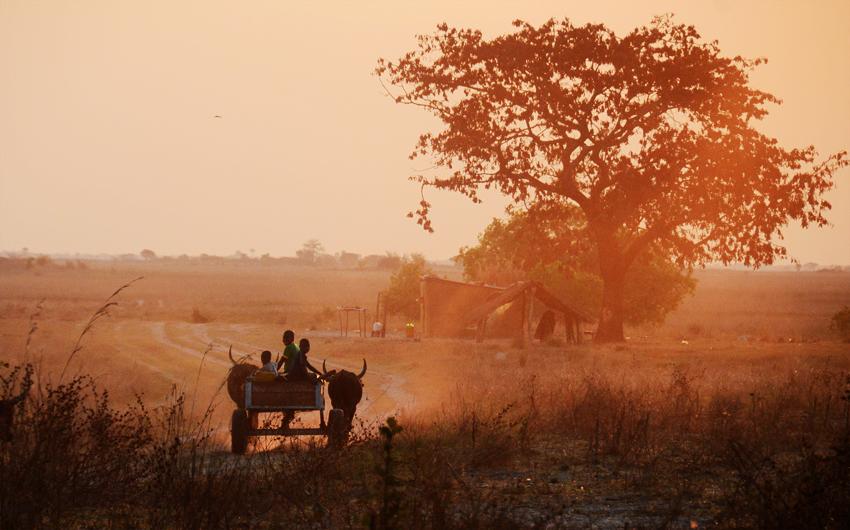 Lukulu, Zambia