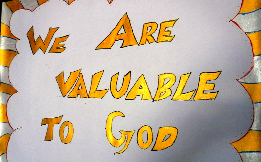 We are valuable to God