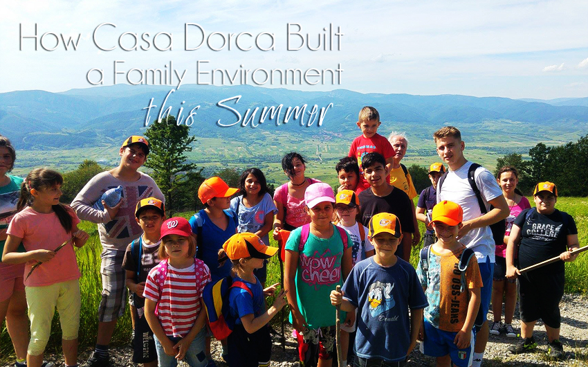 How Casa Dorca Built a Family Environment this Summer