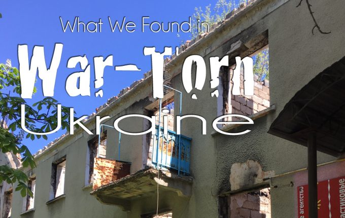 What We Found in War-Torn Ukraine
