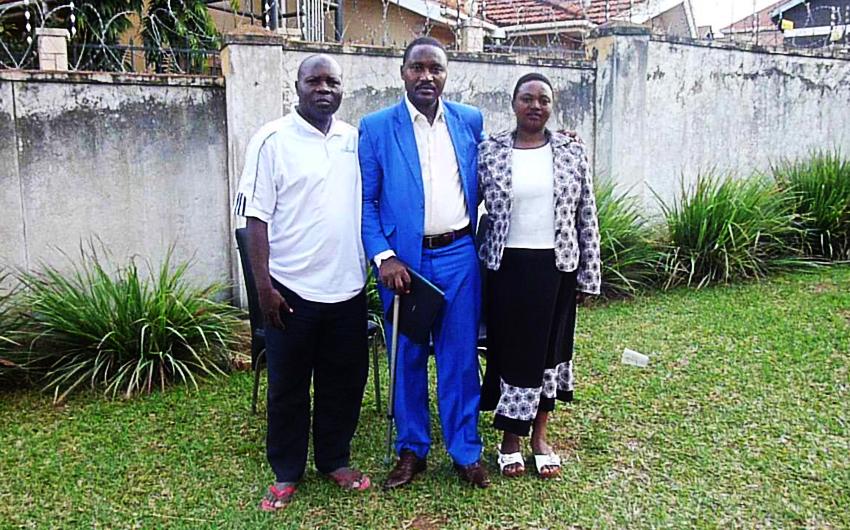 uganda, muhindo kawede, ISM