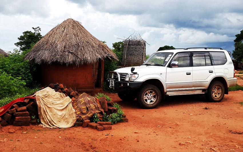 Keller vehicle, Zambia