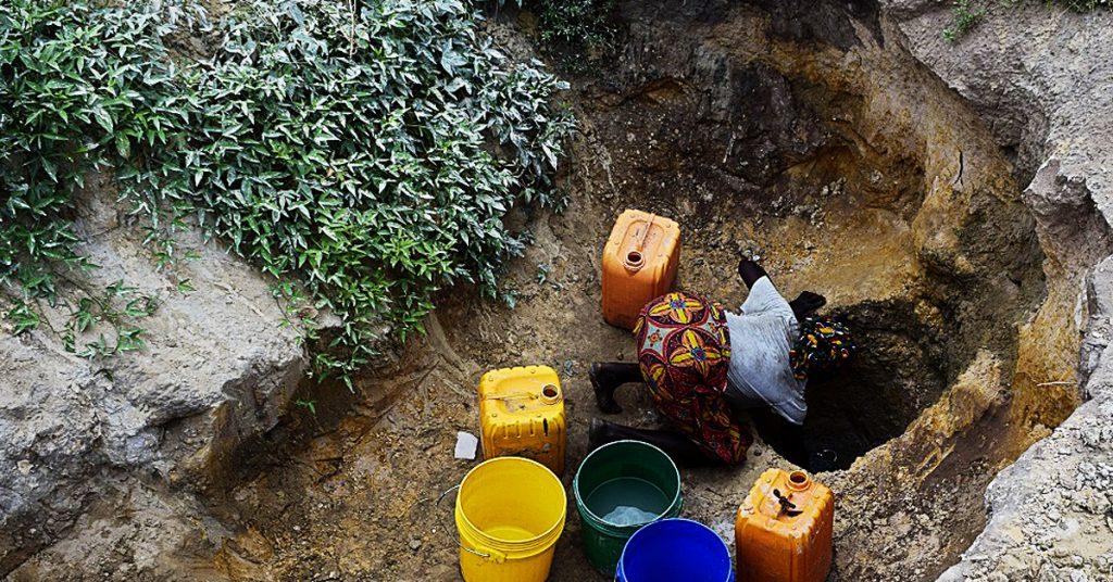 Johan Leach, Zambia, Clean Safe Water