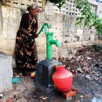 clean safe water, india