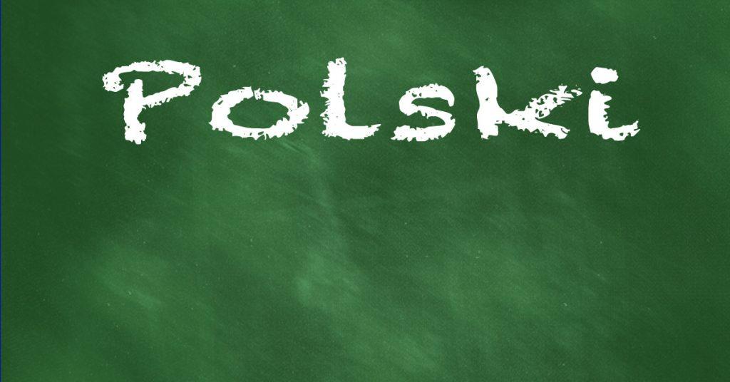 polish, chalkboard
