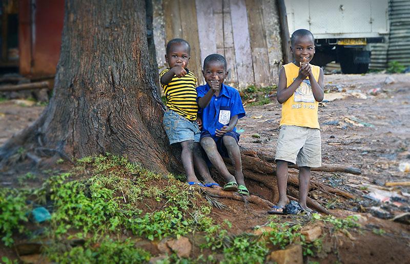 Uganda, Steve Evers