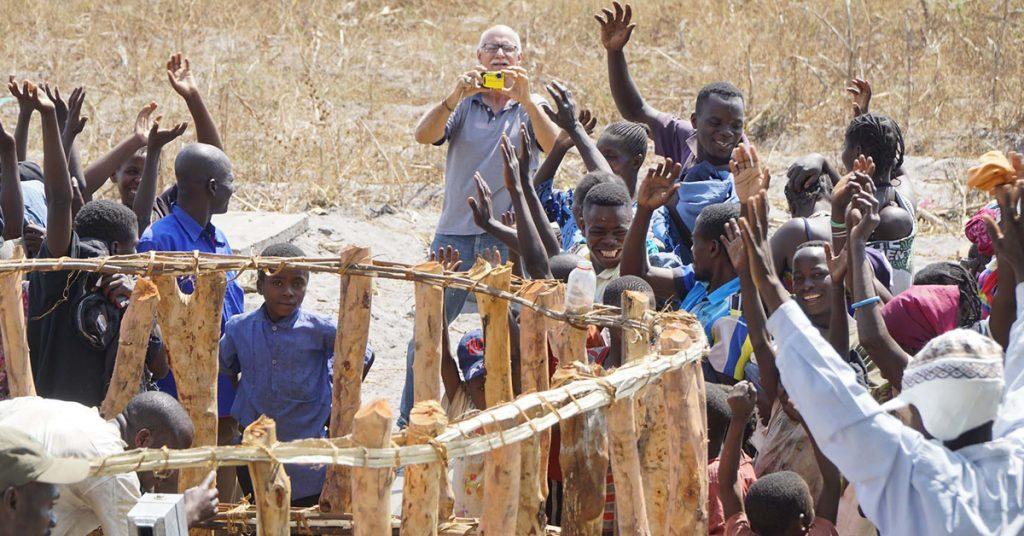 Clean safe water, Zambia, Johan Leach