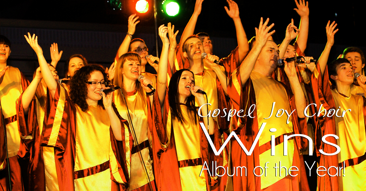 Gospel Joy Choir, Poland,