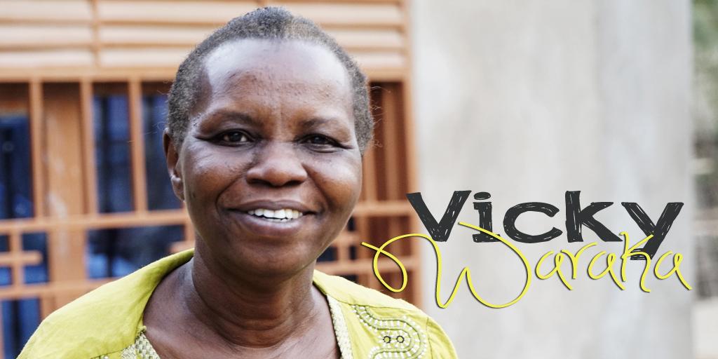 Vicky Waraka, South Sudan