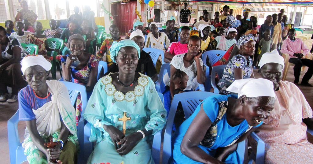 South Sudan, Vicky Waraka, Lazarus Yezinai, SALT