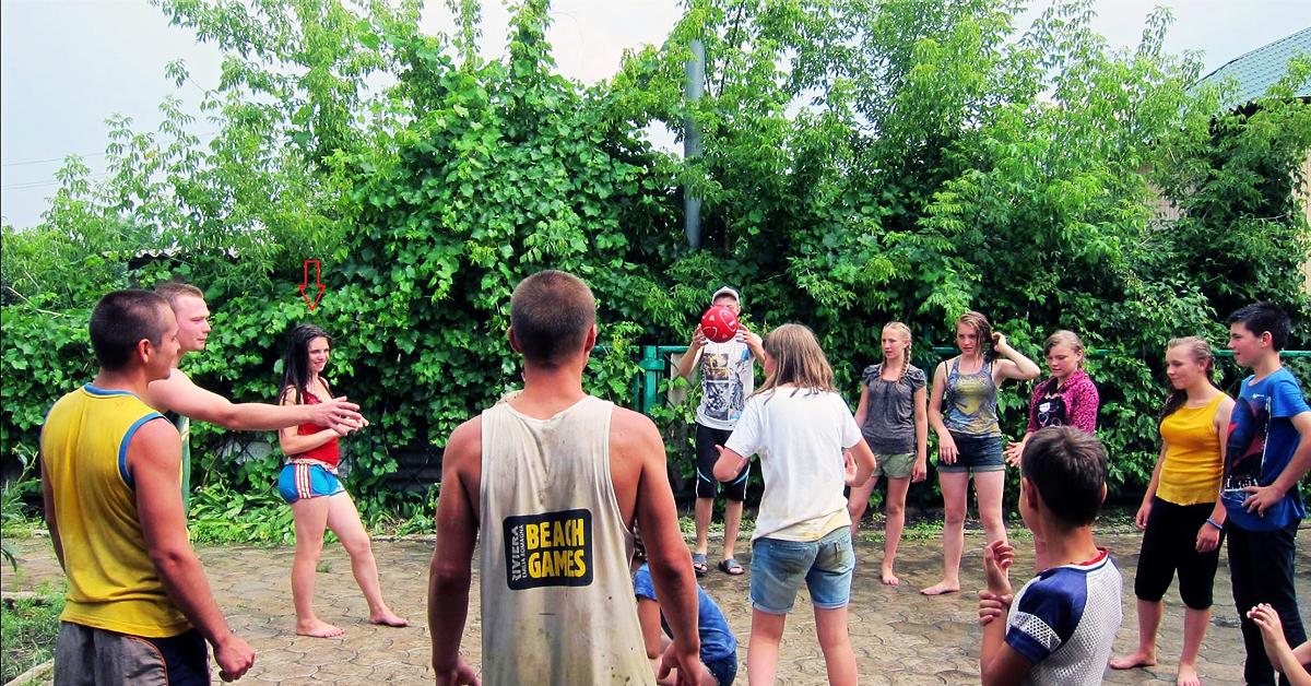 Ukraine, Dasha