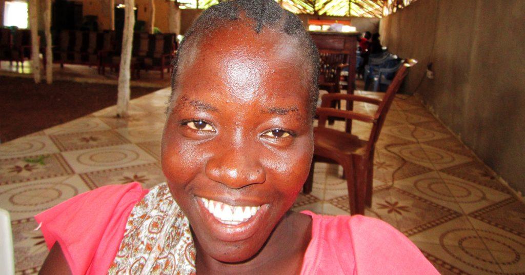 christine, south sudan, vicky waraka