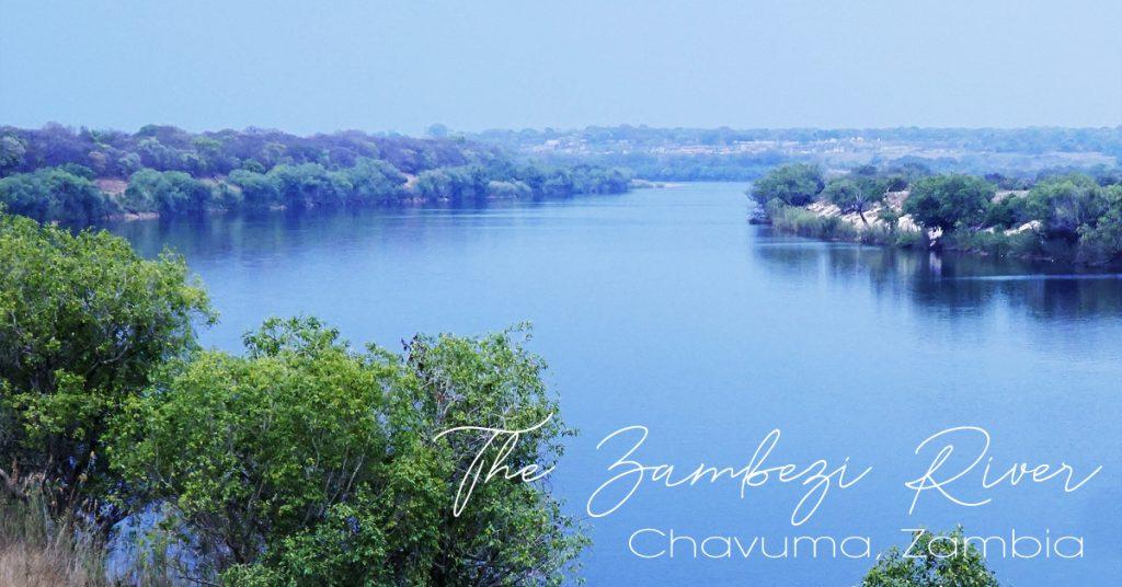 Zambezi River, Zambia, Johan Leach