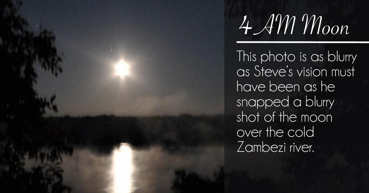 Zambia, Johan Leach