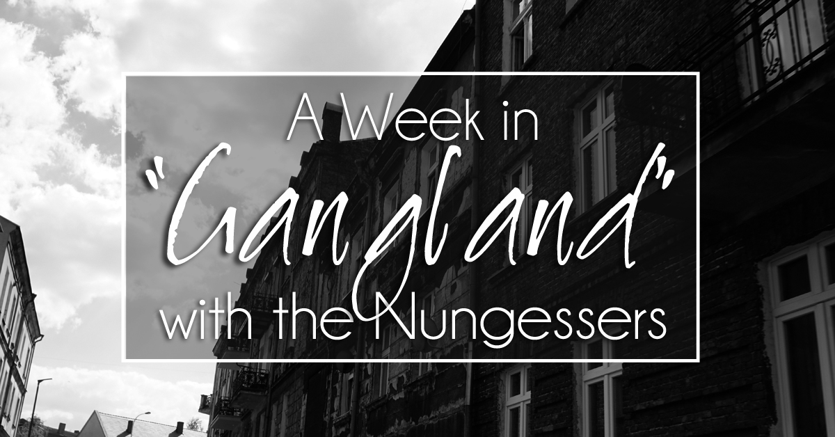 "A Week in ""Gangland"" with the Nungessers"