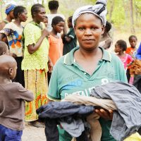 Zambia relief and evangelism