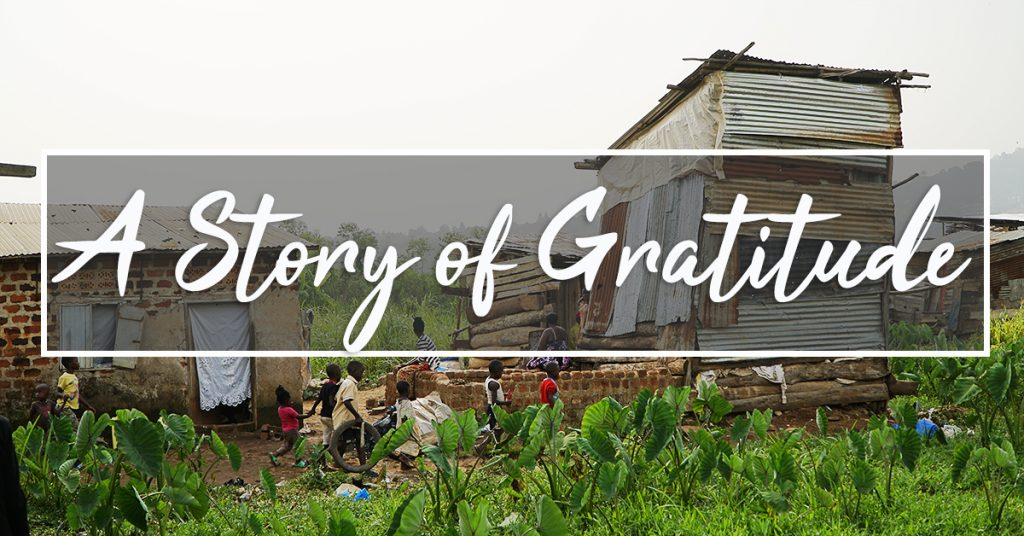 gratitude, Uganda, Francis, Steve Evers
