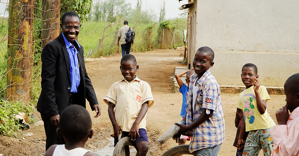 Francis, Uganda, ISM