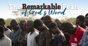 Bible, God's Word