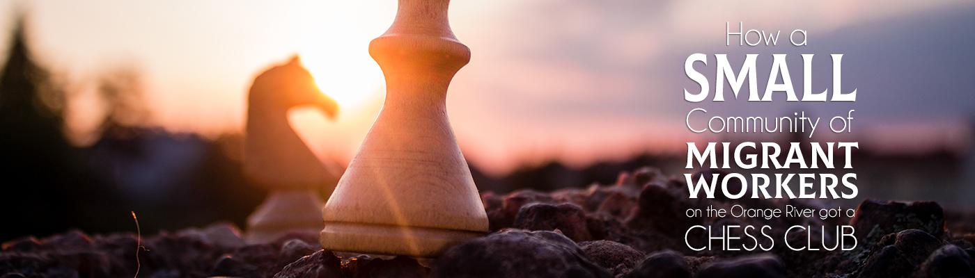 Slider, Onseepkans, Chess Club