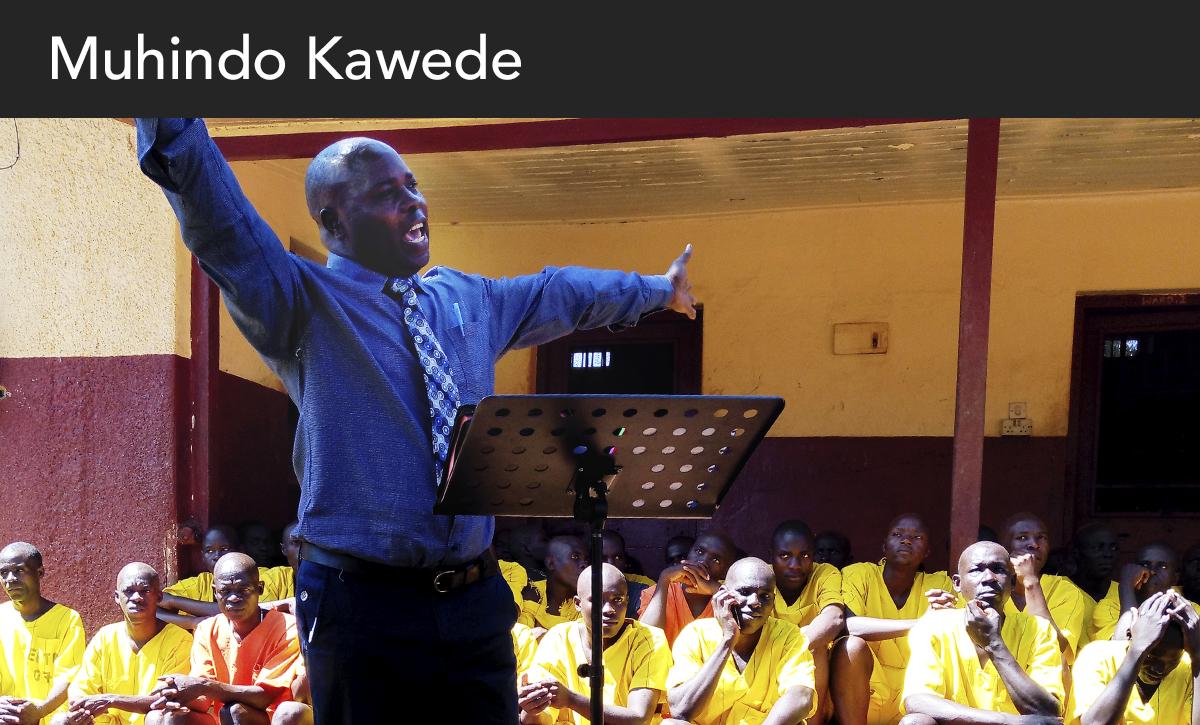 Donate, Muhindo Kawede, Uganda