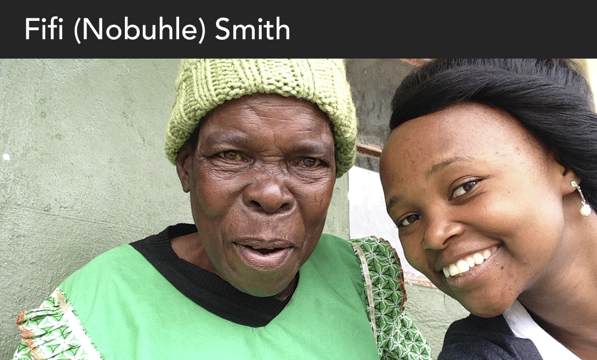 fifi smith, south africa, donate