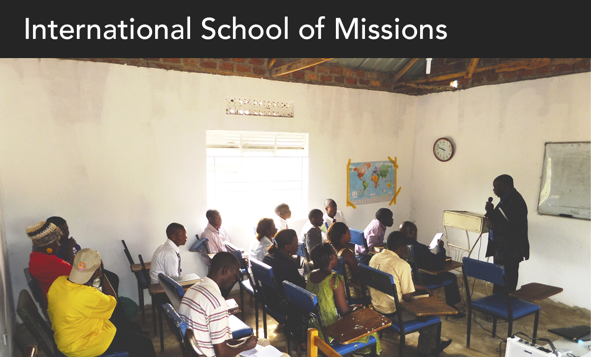 Donate, International School of Missions, Uganda