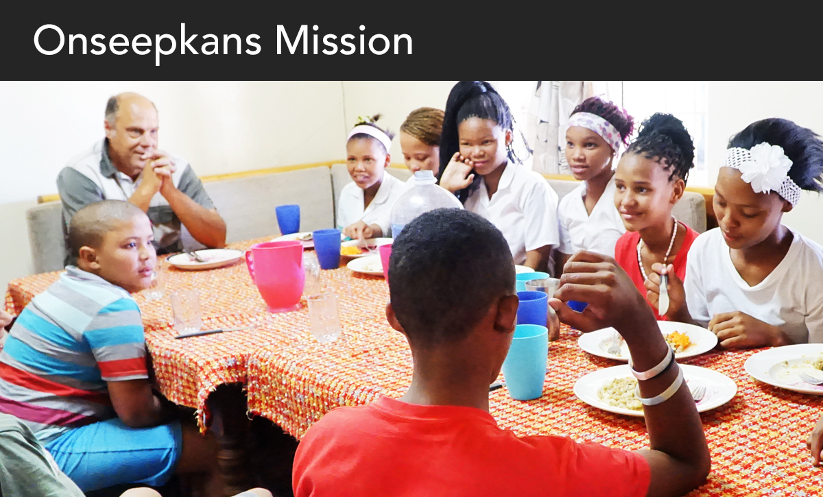 onseepkans mission, donate, south africa