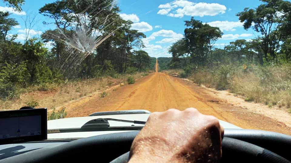 dekkers, Zambia