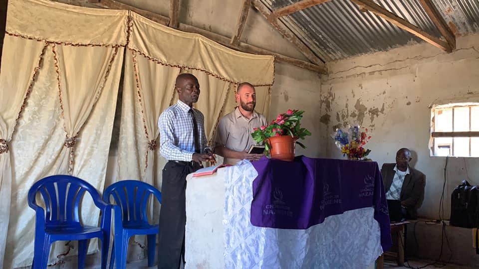 Jonny Dekkers, Zambia