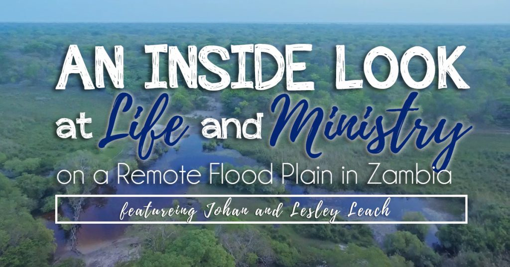 podcast, zambia, johan leach