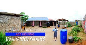 South Sudan, Lazarus Yezinai, Vicky Waraka